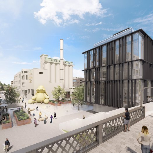 Approval for over 1,400 homes at iconic Shredded Wheat factory site