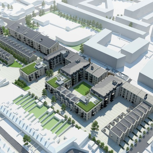 Planning consent for Bath Press redevelopment