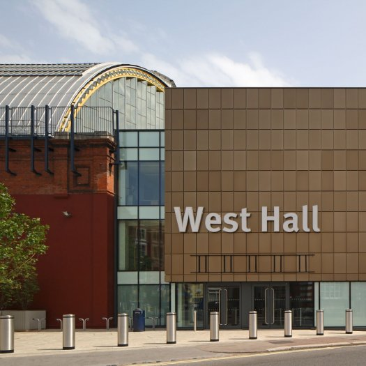 West Hall, Olympia revamp complete