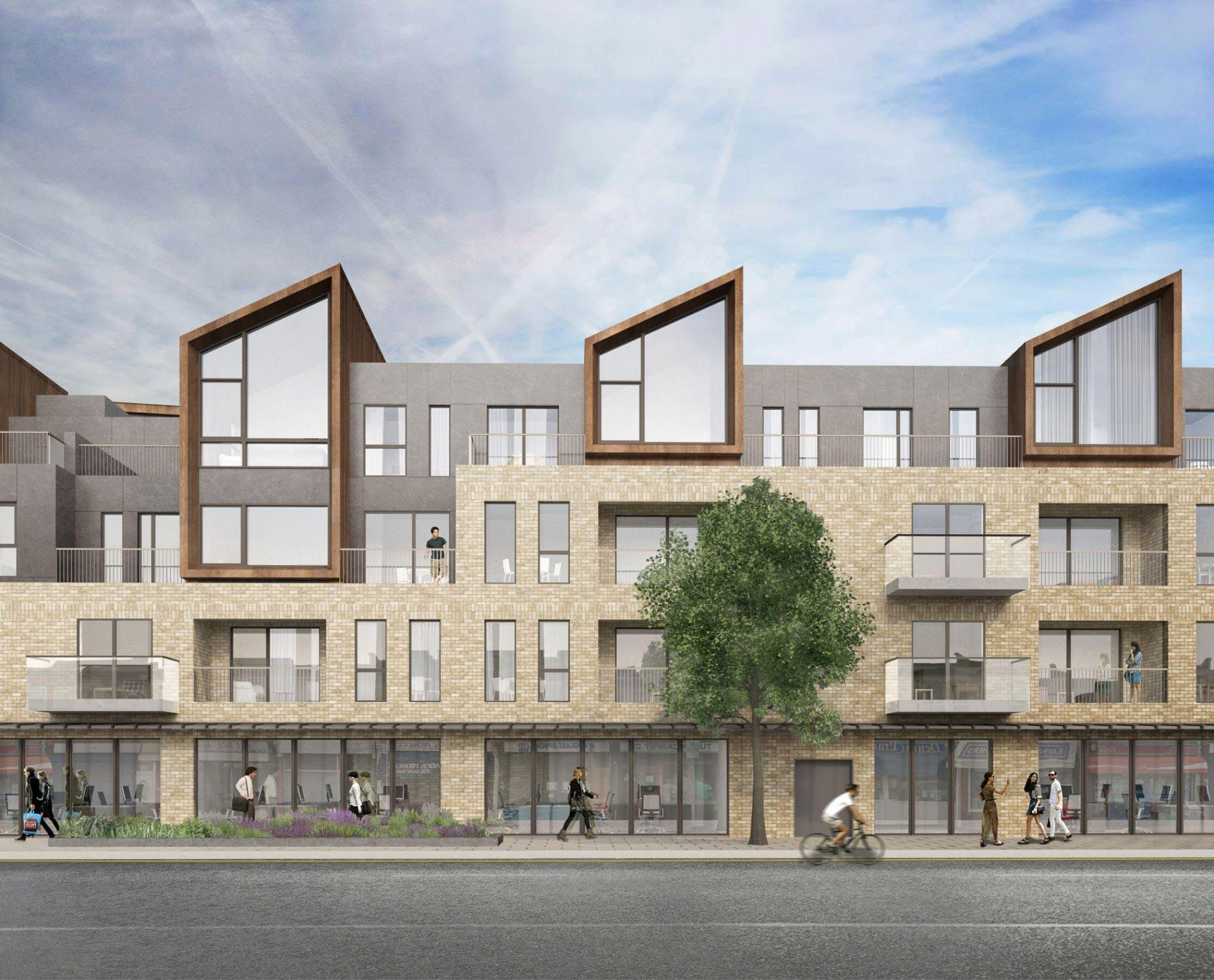 Kingston Road Raynes Park Planning Success Colladocollins