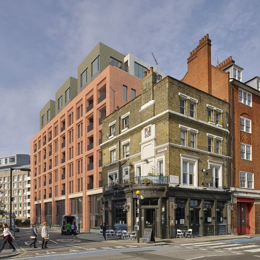 Southwark Fire Station site granted approval