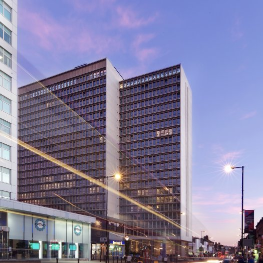 ColladoCollins completes conversion of iconic Leon House in Croydon