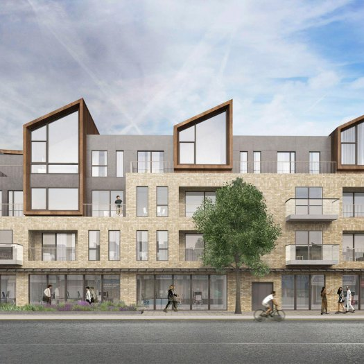 Kingston Road, Raynes Park planning success