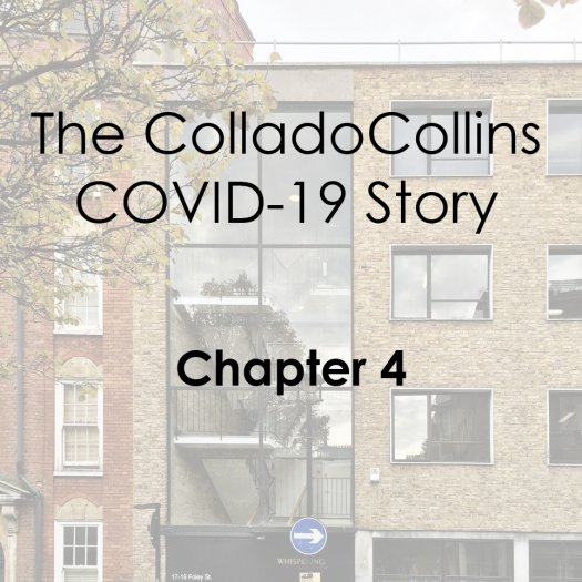 The ColladoCollins COVID-19 story